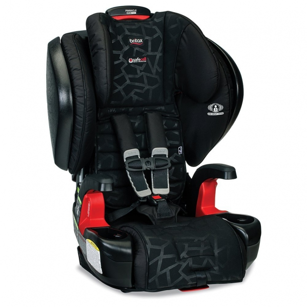 BabyQuip - Baby Equipment Rentals - Britax Harness Booster Car Seat - Britax Harness Booster Car Seat -