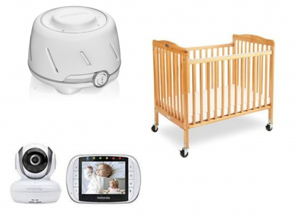 BabyQuip - Baby Equipment Rentals - Good Night's Sleep Package - Good Night's Sleep Package -