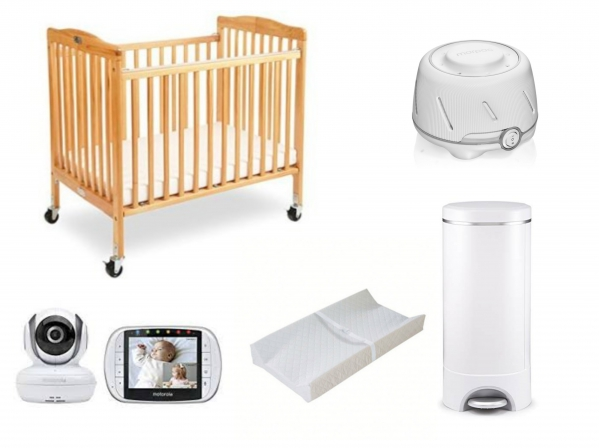 BabyQuip - Baby Equipment Rentals - Nursery Package - Nursery Package -