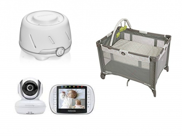 BabyQuip - Baby Equipment Rentals - Cozy Sleep Package - Cozy Sleep Package -