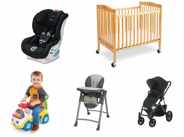 BabyQuip - Baby Equipment Rentals - Toddler Package - Toddler Package -