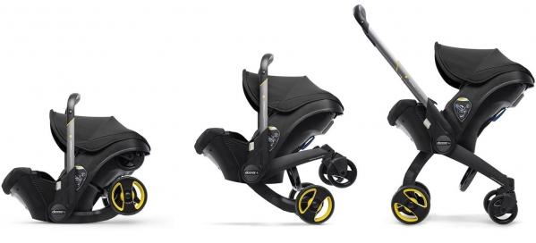 BabyQuip - Baby Equipment Rentals - Doona Stroller/Carseat - Doona Stroller/Carseat -