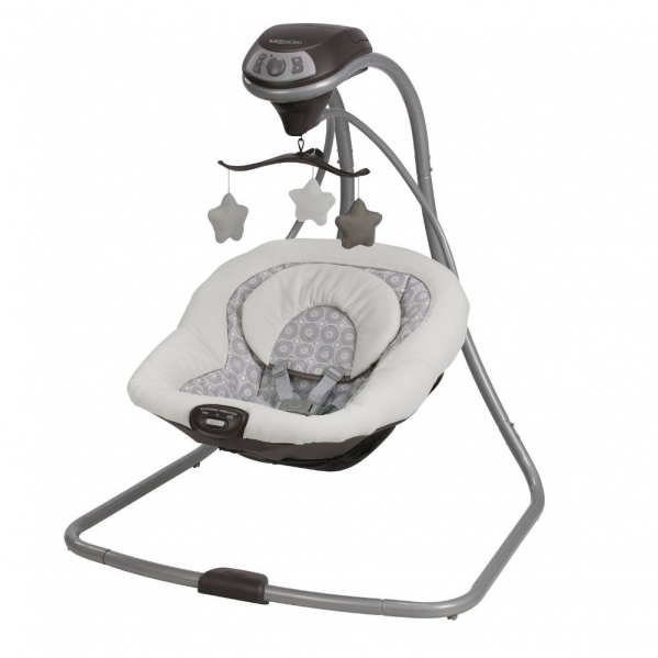BabyQuip - Baby Equipment Rentals - Graco Swing - Graco Swing -
