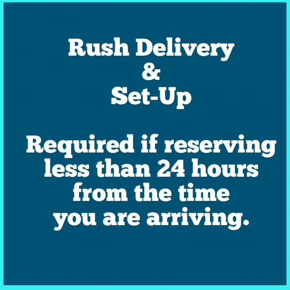 BabyQuip - Baby Equipment Rentals - Rush Delivery - Rush Delivery -