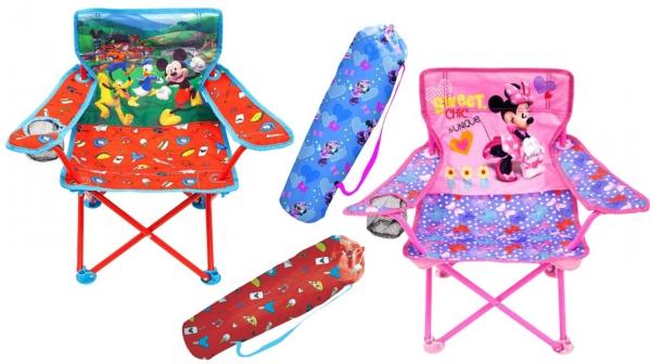 Magnificent Mickey Or Minnie Mouse Portable Folding Chair Long Island Customarchery Wood Chair Design Ideas Customarcherynet