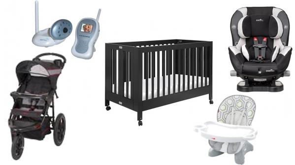 BabyQuip Baby Equipment Rentals - BYOB (Bring Your Own Baby) Package - Kristie & Matt David - Long Island, New York