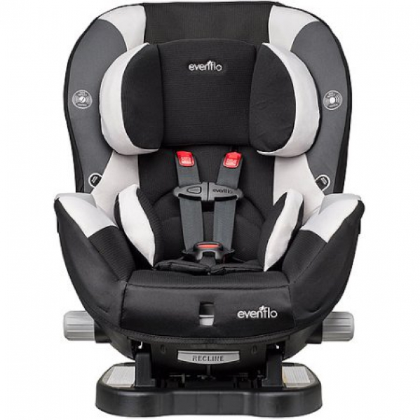 BabyQuip Baby Equipment Rentals - Convertible Car Seat - Kristie & Matt David - Long Island, New York