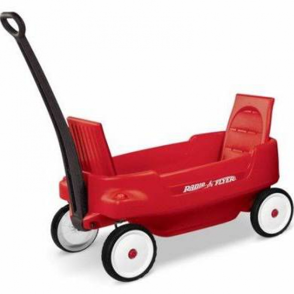BabyQuip - Baby Equipment Rentals - Radio Flyer Wagon - Radio Flyer Wagon -