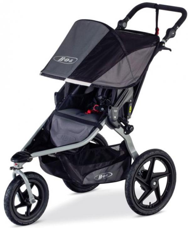 BabyQuip - Baby Equipment Rentals - Stroller: BOB Single Jogging Stroller - Stroller: BOB Single Jogging Stroller -