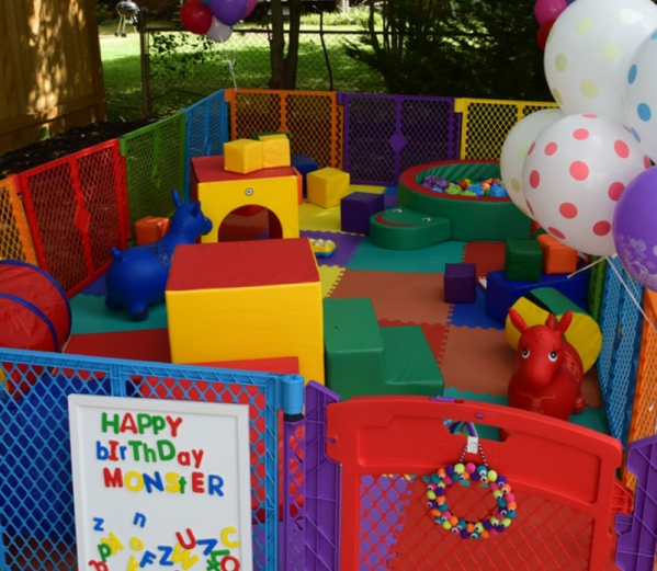 Soft Play Fun Party Rental - Aspen, Colorado - Clara Trujillo | Babyquip