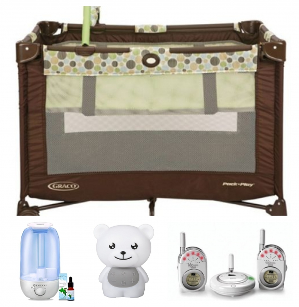 BabyQuip - Baby Equipment Rentals - Sleep Tight Lite - Sleep Tight Lite -