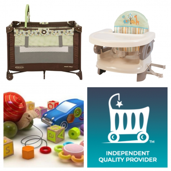 BabyQuip - Baby Equipment Rentals - Just the Basics Lite - Just the Basics Lite -