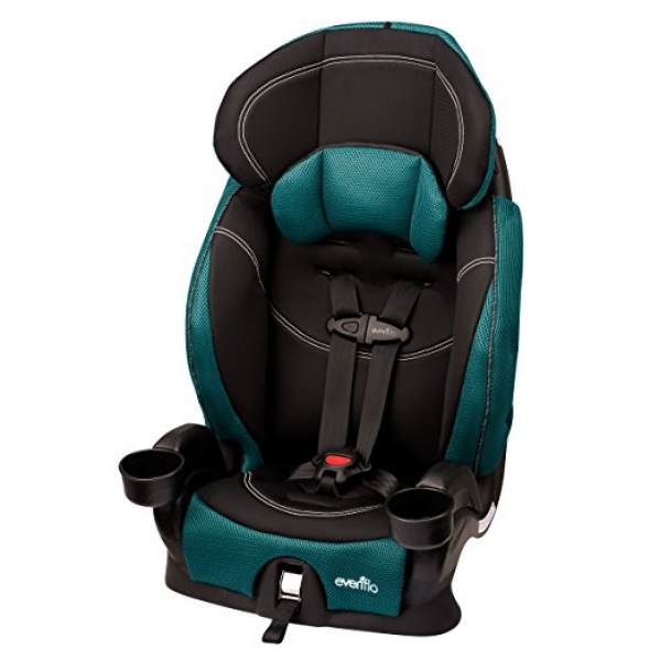 BabyQuip - Baby Equipment Rentals - Harnessed Booster Seat - Harnessed Booster Seat -