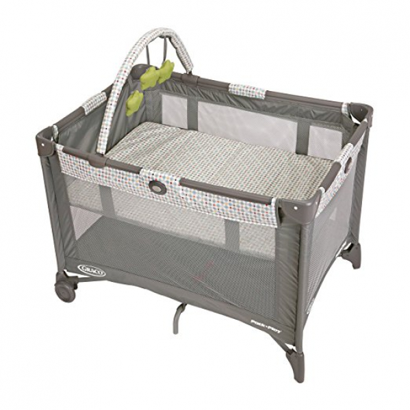 BabyQuip - Baby Equipment Rentals - Pack 'n Play: Playard On The Go  - Pack 'n Play: Playard On The Go  -