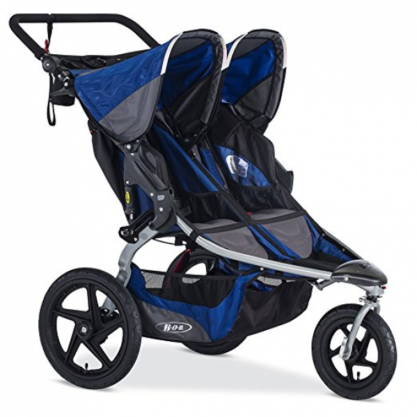 BabyQuip - Baby Equipment Rentals - Stroller: BOB Double Jogger - Stroller: BOB Double Jogger -