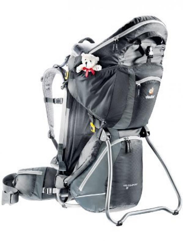 BabyQuip - Baby Equipment Rentals - Carrier: Deuter Hiking Backpack Carrier - Carrier: Deuter Hiking Backpack Carrier -