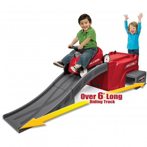 BabyQuip - Baby Equipment Rentals - Play: Radio Flyer 500 Slide - Play: Radio Flyer 500 Slide -