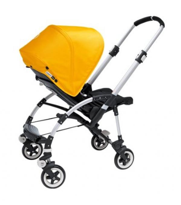 BabyQuip - Baby Equipment Rentals - Stroller: Bugaboo Bee - Stroller: Bugaboo Bee -