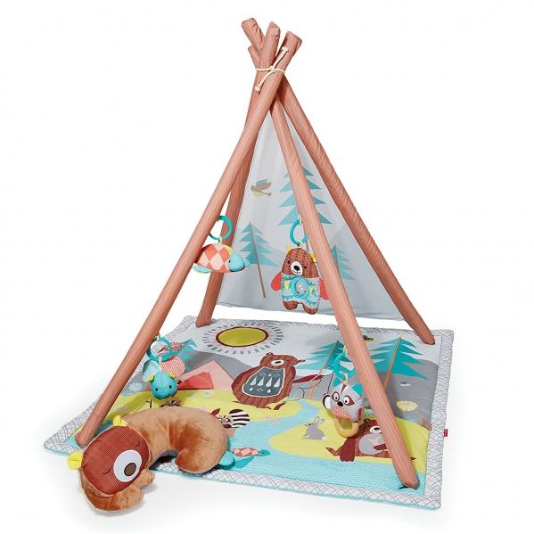 BabyQuip - Baby Equipment Rentals - Activity: Skip Hop Activity Center Camping Cubs - Activity: Skip Hop Activity Center Camping Cubs -
