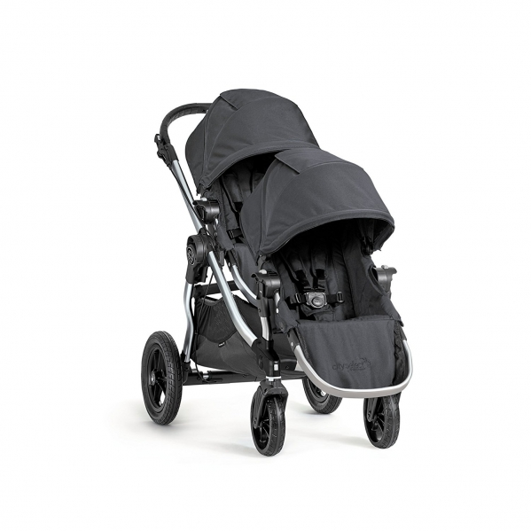 BabyQuip - Baby Equipment Rentals - Stroller: CIty Select Double  - Stroller: CIty Select Double  -