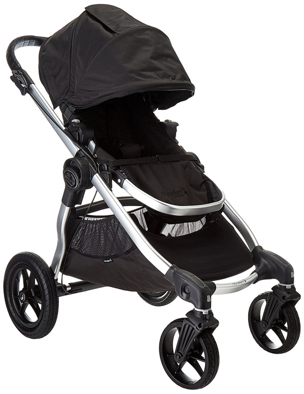 BabyQuip - Baby Equipment Rentals - Stroller: CIty Select Single Onyx - Stroller: CIty Select Single Onyx -