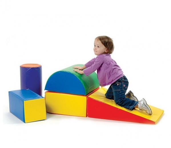 BabyQuip - Baby Equipment Rentals - Soft Play 5 Piece - Soft Play 5 Piece -