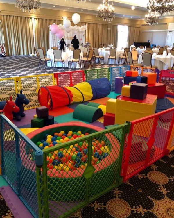 BabyQuip - Baby Equipment Rentals - Party Rental: Soft Play Zone - Party Rental: Soft Play Zone -