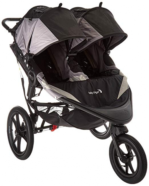BabyQuip - Baby Equipment Rentals -  Double Baby Jogger Summit X3  -  Double Baby Jogger Summit X3  -