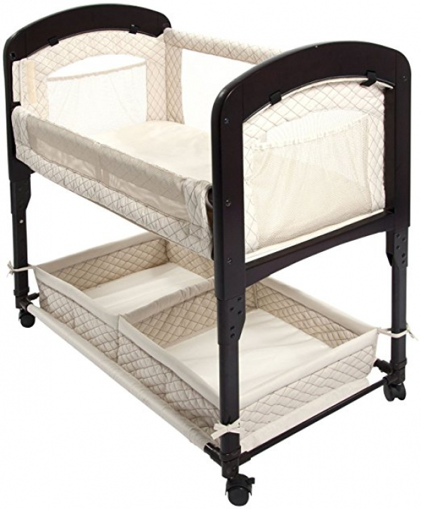 BabyQuip - Baby Equipment Rentals - Bedside Bassinet - Bedside Bassinet -
