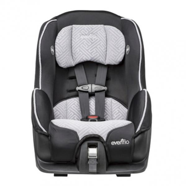 BabyQuip - Baby Equipment Rentals - Convertible Car Seat (Tribute) - Convertible Car Seat (Tribute) -