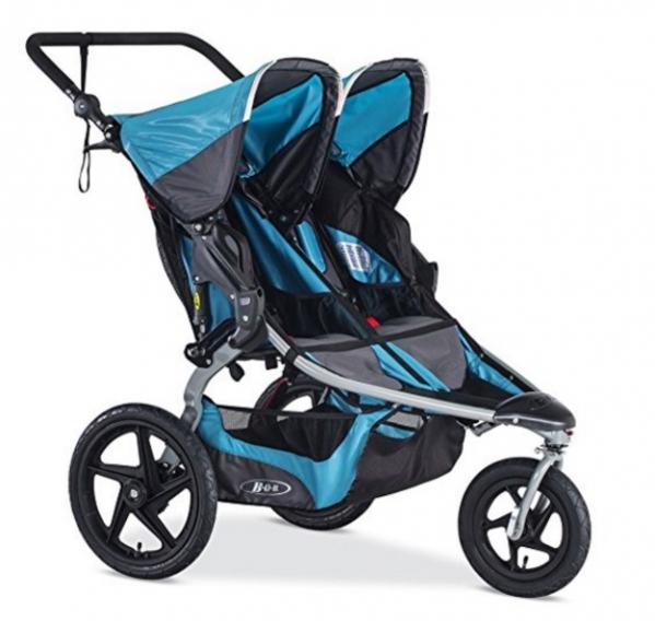 BabyQuip - Baby Equipment Rentals - BOB Double Stroller Jogger (Premium) - BOB Double Stroller Jogger (Premium) -