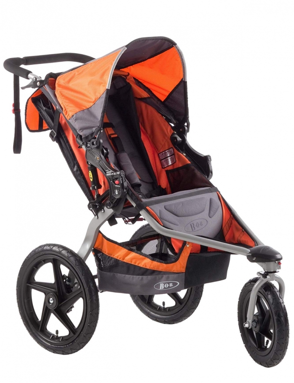BabyQuip Baby Equipment Rentals - BOB Jogging Stroller - Ashlee Westmoreland - Oahu, Hawaii