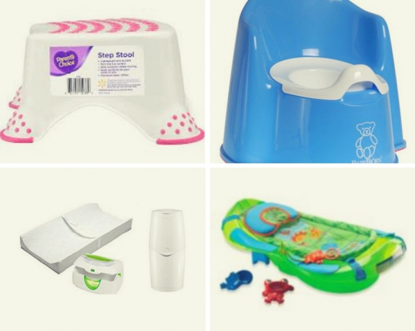 BabyQuip - Baby Equipment Rentals - Pick Three for $5 - Pick Three for $5 -