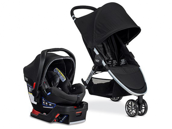 BabyQuip - Baby Equipment Rentals - Britax Travel System Package Save $3/day - Britax Travel System Package Save $3/day -