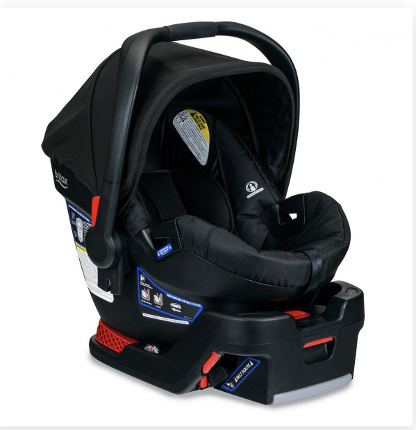 BabyQuip - Baby Equipment Rentals - Britax Infant Car Seat - Britax Infant Car Seat -