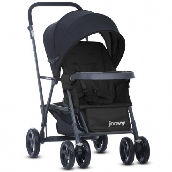 BabyQuip - Baby Equipment Rentals - Sit and Stand Double Stroller - Sit and Stand Double Stroller -