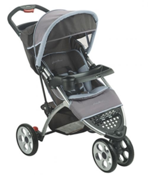BabyQuip Baby Equipment Rentals - Stroller - Marcia Zepeda - San Francisco Bay Area, California
