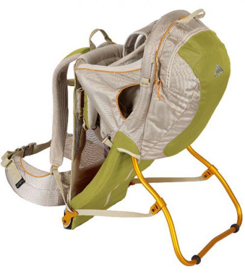 BabyQuip Baby Equipment Rentals - Backpack Kid Carrier - Marcia Zepeda - San Francisco Bay Area, California