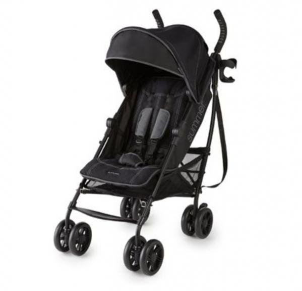 BabyQuip - Baby Equipment Rentals - Summer 3DLite+ Convenience Stroller - Summer 3DLite+ Convenience Stroller -