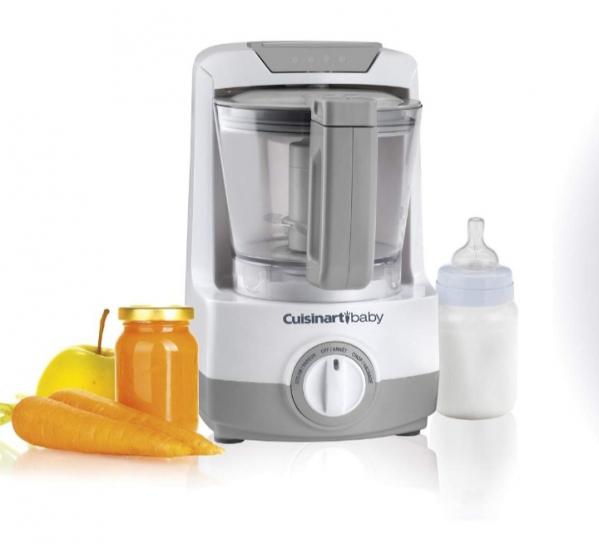 BabyQuip - Baby Equipment Rentals - Cuisinart Baby Food Maker and Bottle Warmer - Cuisinart Baby Food Maker and Bottle Warmer -