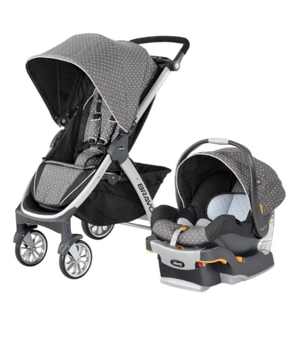 BabyQuip - Baby Equipment Rentals - Chicco Bravo Travel system - Chicco Bravo Travel system -