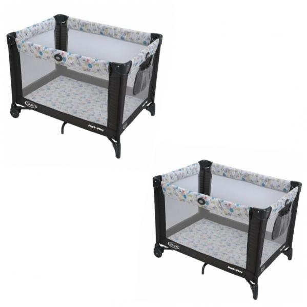 BabyQuip - Baby Equipment Rentals - Sibling Pack n Play Package - Sibling Pack n Play Package -
