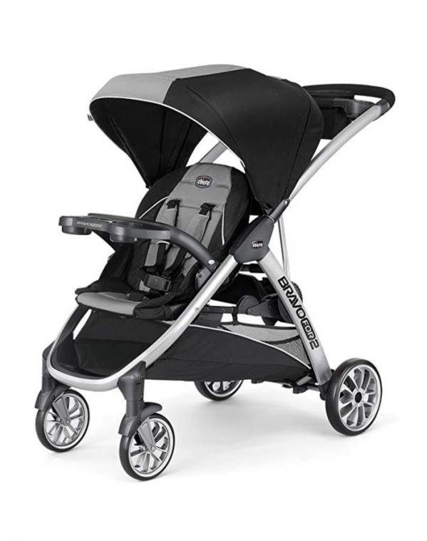 BabyQuip - Baby Equipment Rentals - BravoFor2 Double stroller - BravoFor2 Double stroller -