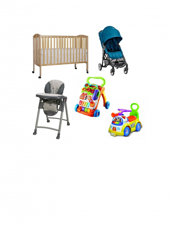 BabyQuip - Baby Equipment Rentals - Bonus Toddler Package - Bonus Toddler Package -