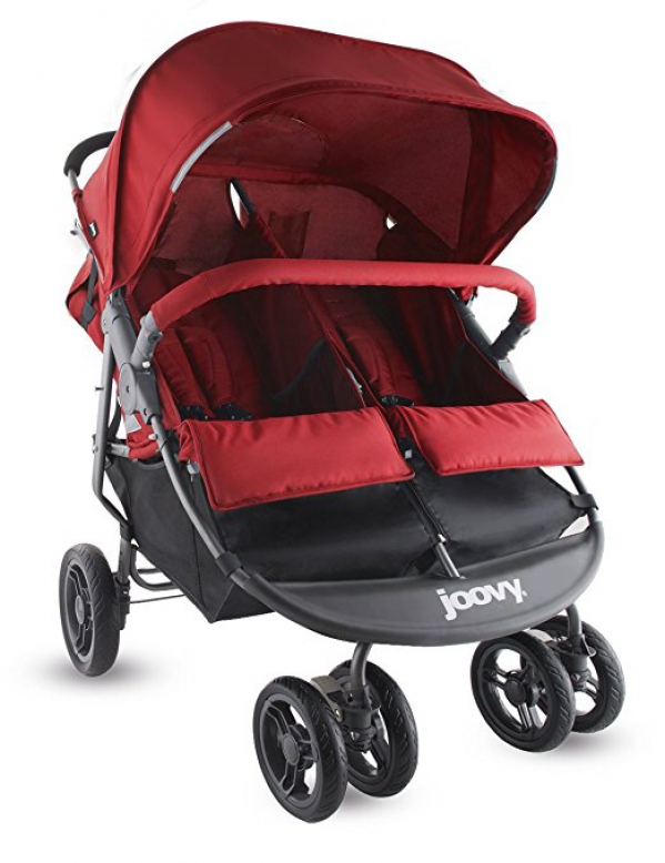 BabyQuip - Baby Equipment Rentals - side by side double stroller - side by side double stroller -