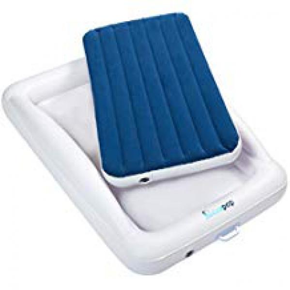 BabyQuip - Baby Equipment Rentals - Portable Toddler Bed with Linens - Portable Toddler Bed with Linens -