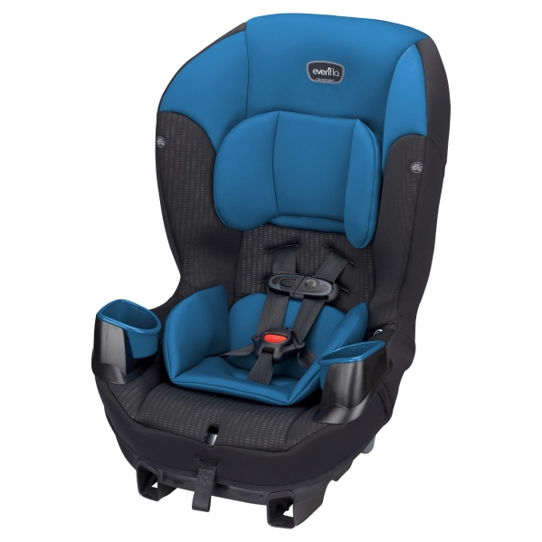 Convertible Car Seat - Rear to Front Facing
