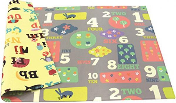 BabyQuip - Baby Equipment Rentals - Large Foam Play Mat - Large Foam Play Mat -