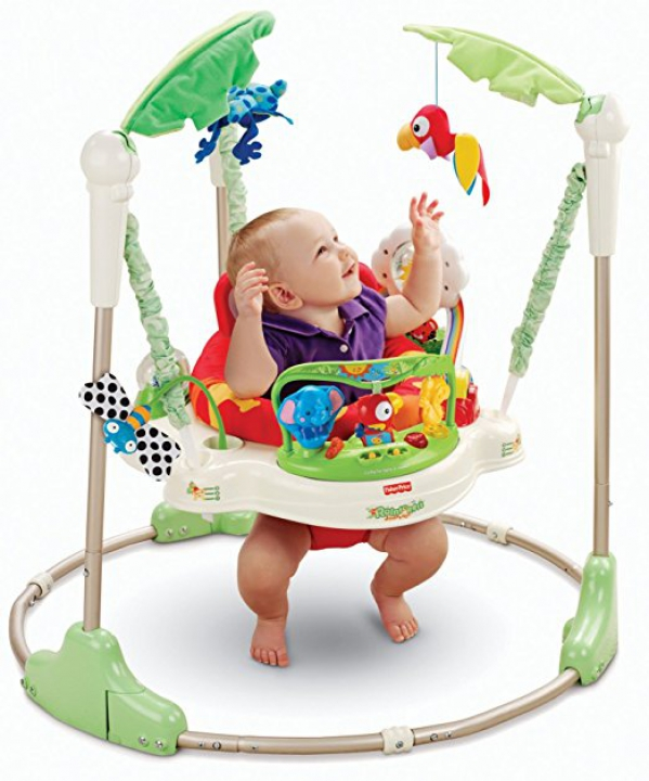 BabyQuip Baby Equipment Rentals - Jumperoo - Natalie Eickhoff - Fort Worth, Texas