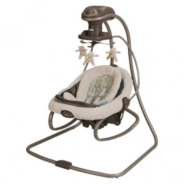 Infant Swing and Rocker
